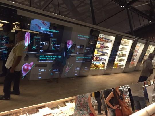 fremtidens supermarked