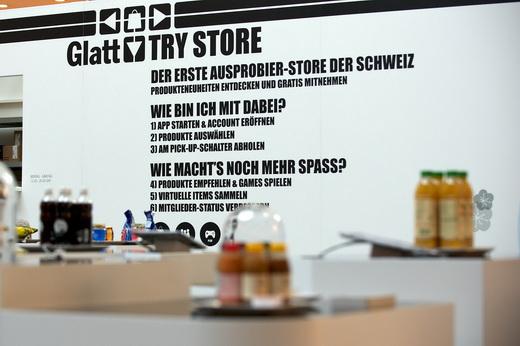 Glatt Try Store - Glattzentrum