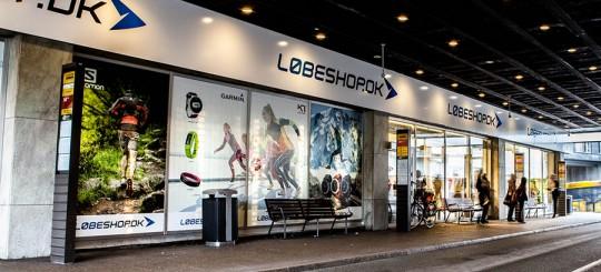 Løbeshop.dk
