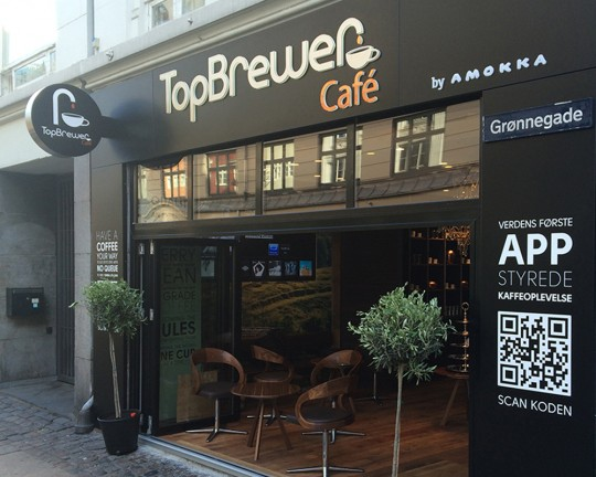 TopBrewer Café