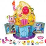 Squinkies Cupcake Surprise Bake Shop fra Blip Toys. (Foto: Toys'R'Us)
