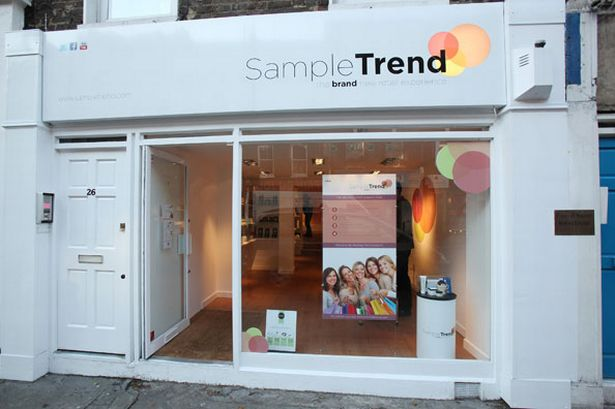 daily-mirror-journalist-damien-fletcher-visits-the-sample-trend-shop-541245729