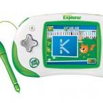 Leapster Explorer fra LeapFrog. (Foto: Toys'R'Us)