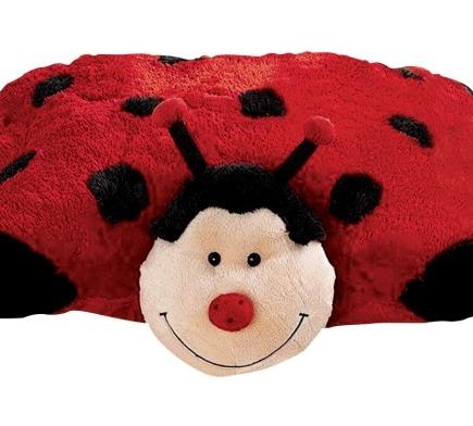 Pillow-pets - børnenes foretrukne julegave i år? (Foto: Toys'R'Us)